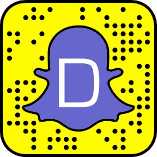 dizkover snapcode