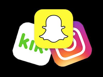 Find Snapchat, Kik, Skype Usernames