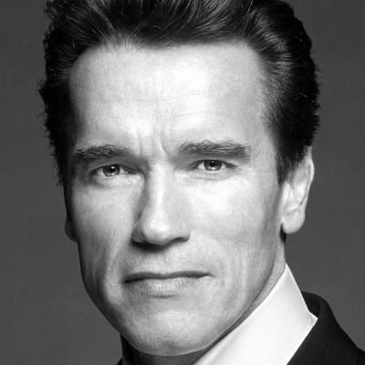 Arnold Schwarzenegger Snapchat Photo