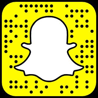 Bella Hadid Snapcode