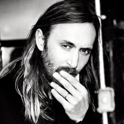 David Guetta Snapchat Photo