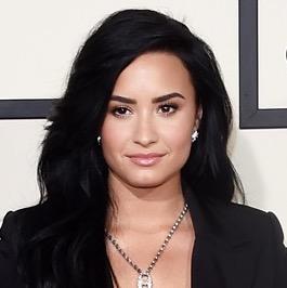 Demi Lovato Snapchat Photo