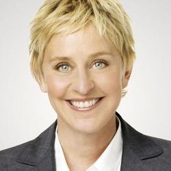 Ellen Degeneres Snapchat Photo