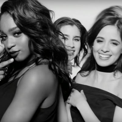 Fifth Harmony Snapchat Photo