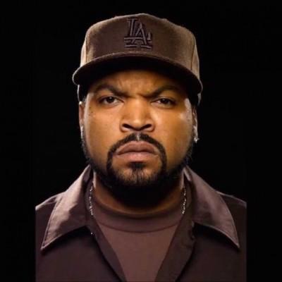 Ice Cube Snapchat Photo