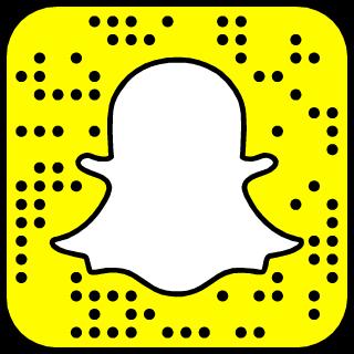 Keegan Allen Snapcode