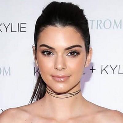 Kendall Jenner Snapchat Photo