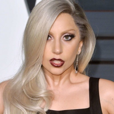 Lady Gaga Snapchat Photo