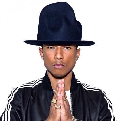Pharrell Williams Snapchat Photo