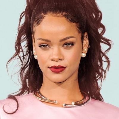 Rihanna Snapchat Photo