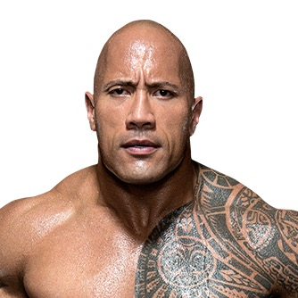 Dwayne 'The Rock' Johnson Snapchat Photo