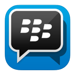 Put your BBM pins in the new BBM channel