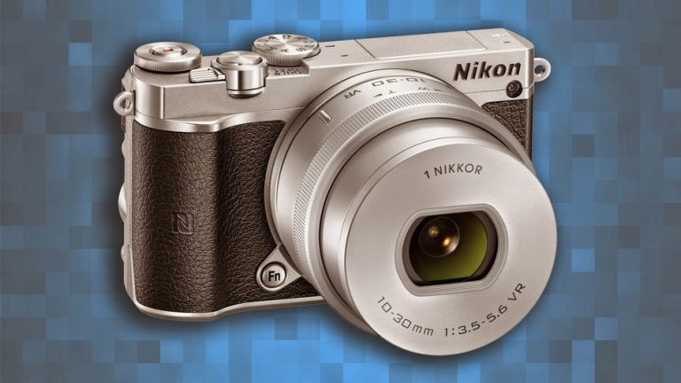 Nikon's 1 J5 camera is sleek, but its 4K video recording is a joke
