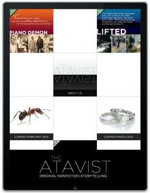 'The Atavist Magazine' Kills Native Mobile App to Focus on Web, Explains Why...
