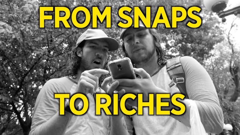 Snaps to Riches: The Career of A Snapchat Celebrity