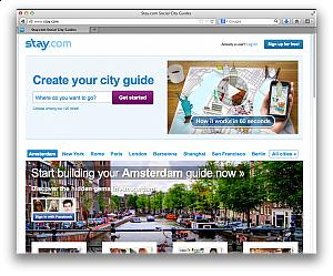 Stay.com - Social City Guides #Yii_Websites
