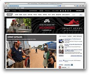 VICE.com - The Definitive Guide to Enlightening Information #Yii_Websites