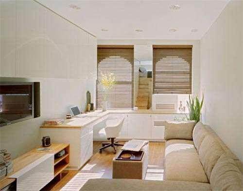 Design idea for small #studio #apartment