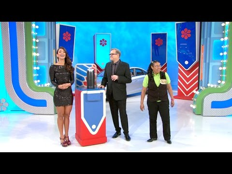 'The Price Is Right' Model Embarrassed As She Accidentally Gives Away A Car! #LOL