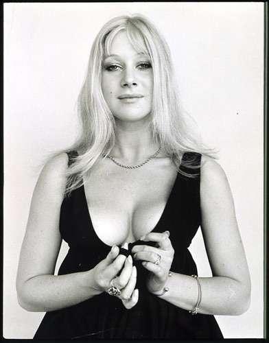 Young Helen Mirren Circa 1969