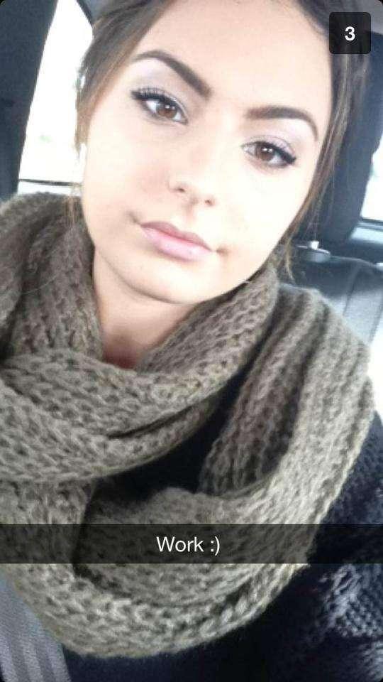 Girls Snapchat That Definitely Should Follow #2 | 540 x 960