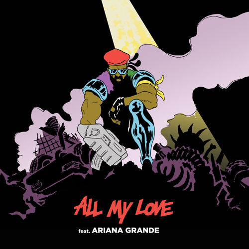 All My Love (feat. Ariana Grande) by Major Lazer [OFFICIAL]
