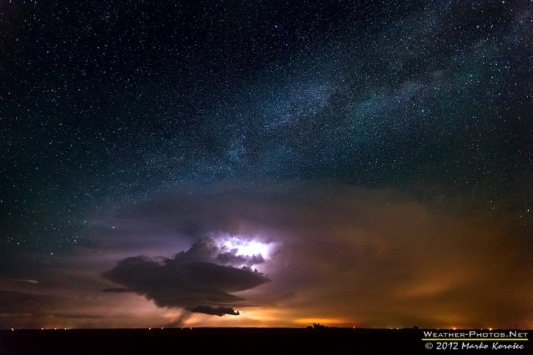A Day In The Life Of Extreme Weather Photographer Marko Korošec