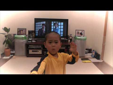 Little Bruce Lee Will Kick Your Ass