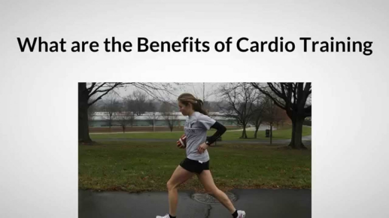 What are the Benefits of Cardio Training