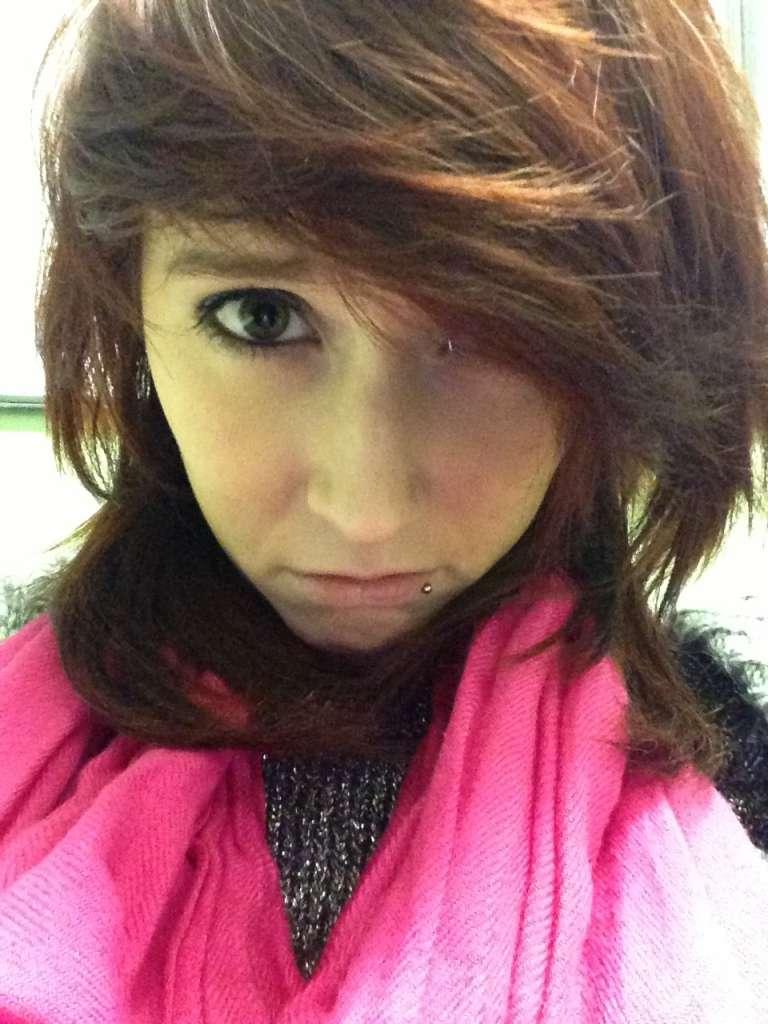 i look like an emo guy..