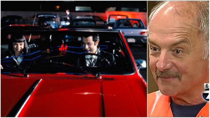 "Man restored Quentin Tarantino's stolen #Chevy #Malibu from ""Pulp Fiction"""