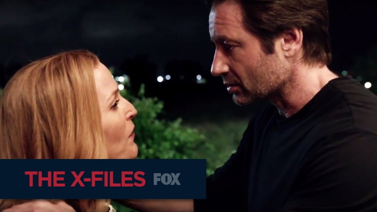 The X-Files Official Trailer 2015