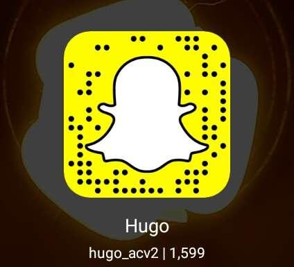 Snapchat/Instagram: hugo_acv2 ;)