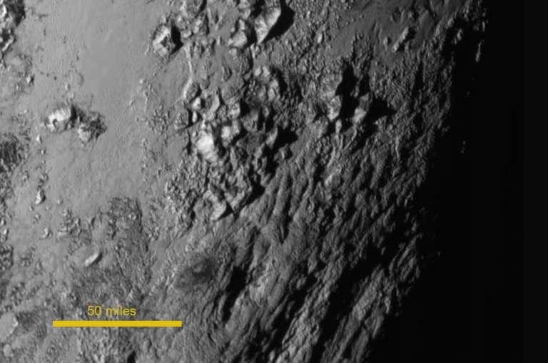 Hi-Res Image of Pluto