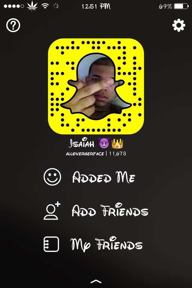 Add me 😝