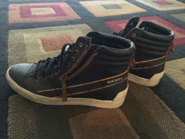Diesel D-String Casual Shoes Review