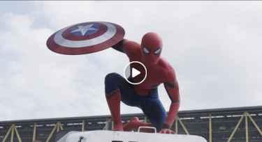 Spiderman Joins 'Captain America: Civil War', Watch The Full Trailer