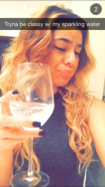 Fifth Harmony: Dinah-Jane Hansen Snapchat @dinahdime