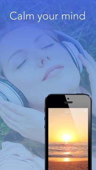 #HealthAndFitness: Calm - Meditate, Sleep, Relax