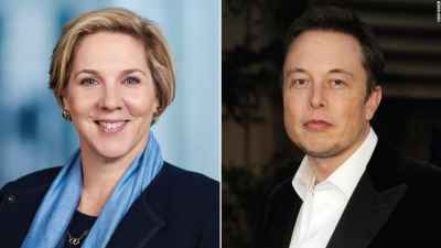 Who is Robyn Denholm? Elon Musk's new boss at #Tesla