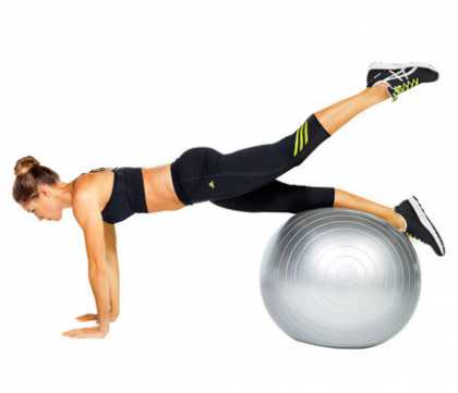 Stability Ball Ab Workouts