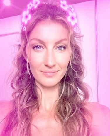 Gisele Bundchen Snapchat Username @gisele