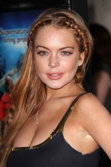 Lindsay Lohan Snapchat Username @bella79