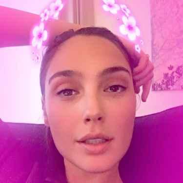 Gal Gadot Snapchat Username @TheRealGalGadot