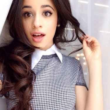 Camila Cabello Snapchat Username @camilacabello