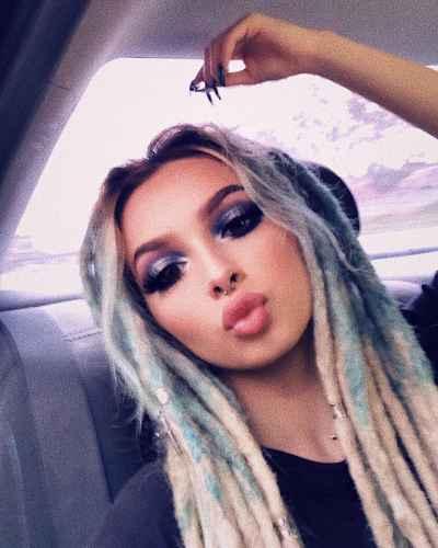 Zhavia Ward Snapchat Username and Other Social Media Accounts