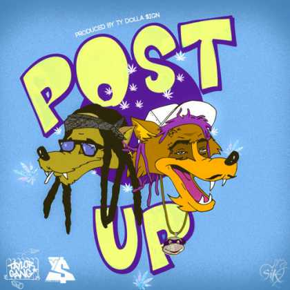 Wiz Khalifa x Ty Dolla $ign ~ Post Up (prod. by Ty Dolla $ign) by Wiz Khalifa