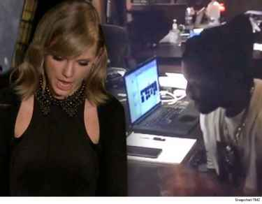 Taylor Swift Threatened Kanye West with Criminal Prosecution Over Leaked Phone Conversation on Snapchat