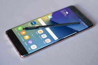 U.S. formally recalls Samsung Galaxy Note 7