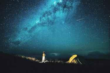 #BestOfInstagram: Meteor shower photography by William Praniski